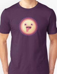Drooling Sun Unisex T-Shirt