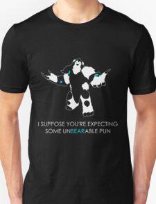 Un-(Voli)bear-able Pun T-Shirt