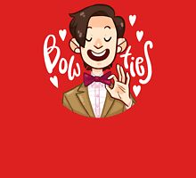Bow Ties <3 Unisex T-Shirt