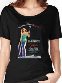 Gilda Women's Relaxed Fit T-Shirt