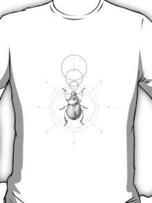 Dots, Lines & Beetle T-Shirt
