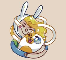 Fionna & Cake by nowaitwhat