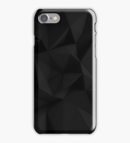 Crystal Black #redbubble #home #tech  iPhone Case/Skin