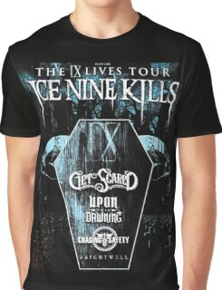 ICE NINE KILLS UPON Graphic T-Shirt