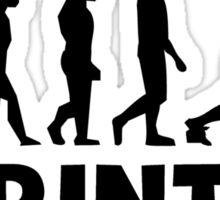 Sprinter Evolution Sticker
