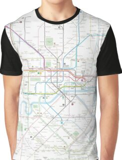 London tube map Graphic T-Shirt