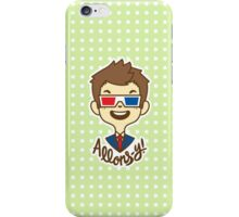 chibi!Allons-y iPhone Case/Skin