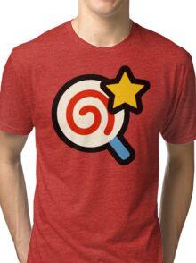 Invincibility Lollipop - Kirby Air Ride Tri-blend T-Shirt