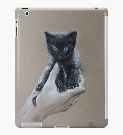 The safest place to be iPad Case/Skin