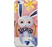 The Tea Party iPhone Case/Skin