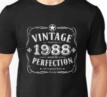 Made In 1988 Birthday Gift Idea Unisex T-Shirt