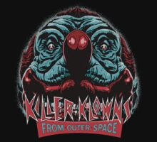 Killer Klowns from Outer Space Kids Tee