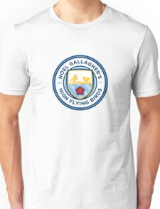 Noel Gallagher's High Flying Birds Crest Unisex T-Shirt