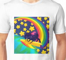 Shooting Star Widow Unisex T-Shirt