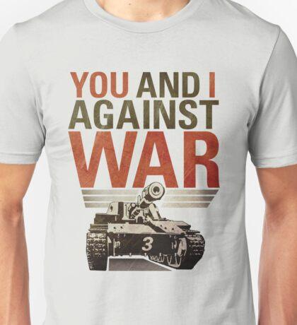 WORLD WAR Unisex T-Shirt