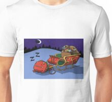 ...and to All a Good Night Unisex T-Shirt