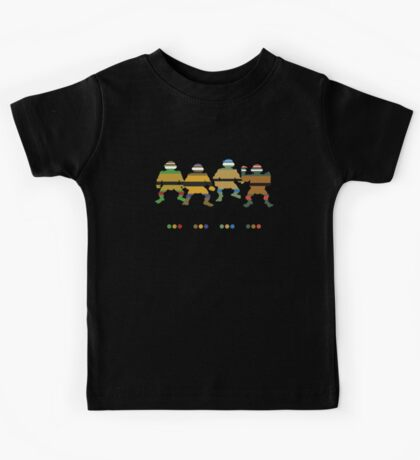 Strength in Numbers Kids Tee