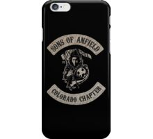 Sons of Anfield - Colorado Chapter iPhone Case/Skin