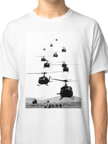 UH1 Huey Helicopters Classic T-Shirt
