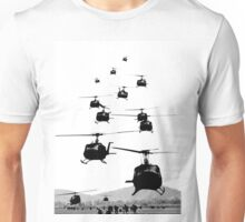 UH1 Huey Helicopters Unisex T-Shirt