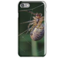 Scary Masked Doll Spider iPhone Case/Skin