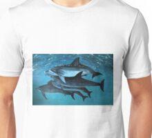 ATLANTIC DOLPHINS Unisex T-Shirt