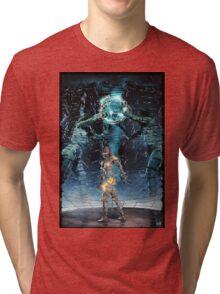 Machine Dreams 01 Tri-blend T-Shirt