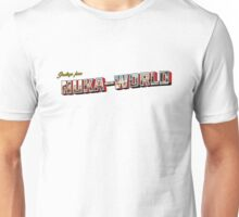 Nuka-World Vintage Postcard Unisex T-Shirt