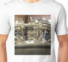 Classic vintage bike handlebars photograph, home decor, gifts and greetings cards. Unisex T-Shirt