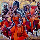 Cosa Dances by Tatyana Binovskaya