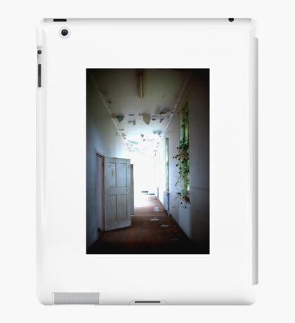 Into the light iPad Case/Skin