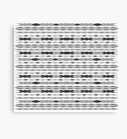 It's Ironic (grey) Canvas Print