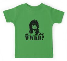 What Would Keef Do? Kids Tee