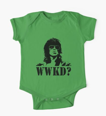 What Would Keef Do? One Piece - Short Sleeve