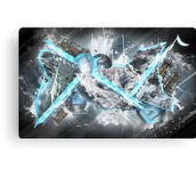 Cool Abstract Case Canvas Print