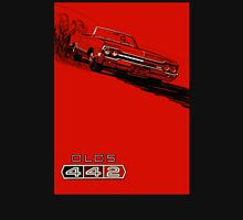 1964 Oldsmobile 442 poster reproduction Unisex T-Shirt
