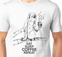 Sloth Life Unisex T-Shirt