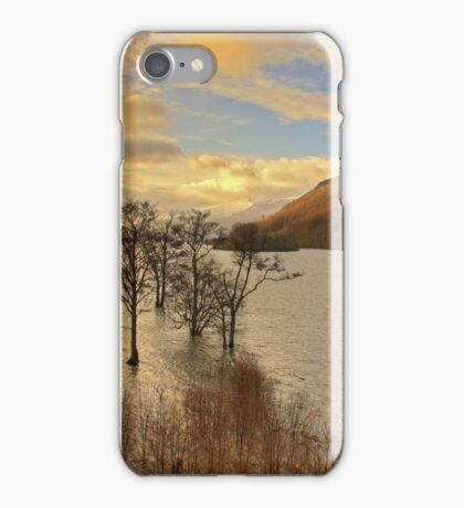 Loch Tay View iPhone Case/Skin