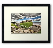 Ross castle Framed Print