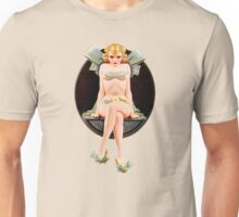 Spicy Pretty Girl retro Unisex T-Shirt