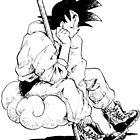 Son Goku by OESB