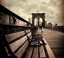 Brooklyn Bridge Respite by Jessica Jenney