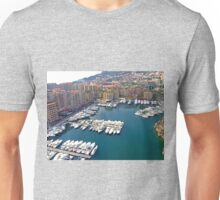 Monaco Marina Unisex T-Shirt