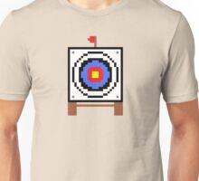 Archery retro arcade 5 Unisex T-Shirt