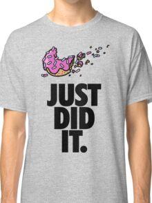 Bye Bye Diet Classic T-Shirt