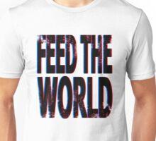 """""""Feed The World"""" Unisex T-Shirt"""