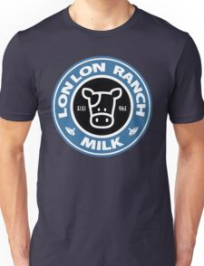 Legend of Zelda: Ocarina of Time Lon Lon Ranch Milk Unisex T-Shirt