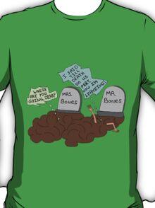 death do us part T-Shirt