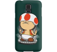 She's in another castle, now (...) off... Samsung Galaxy Case/Skin
