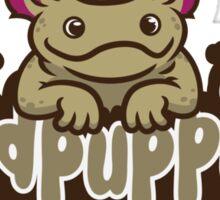 Mudpuppies Sticker